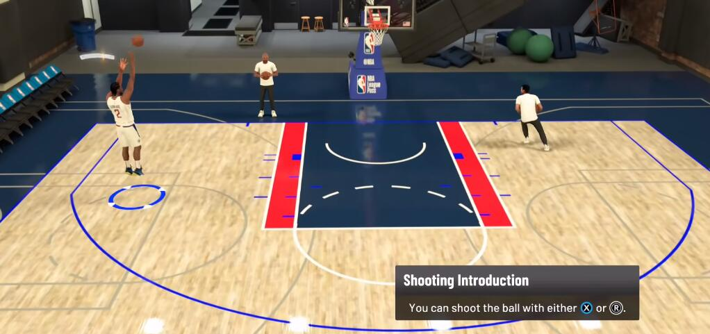 NBA 2K21 Pro Stick Shooting Aiming skills