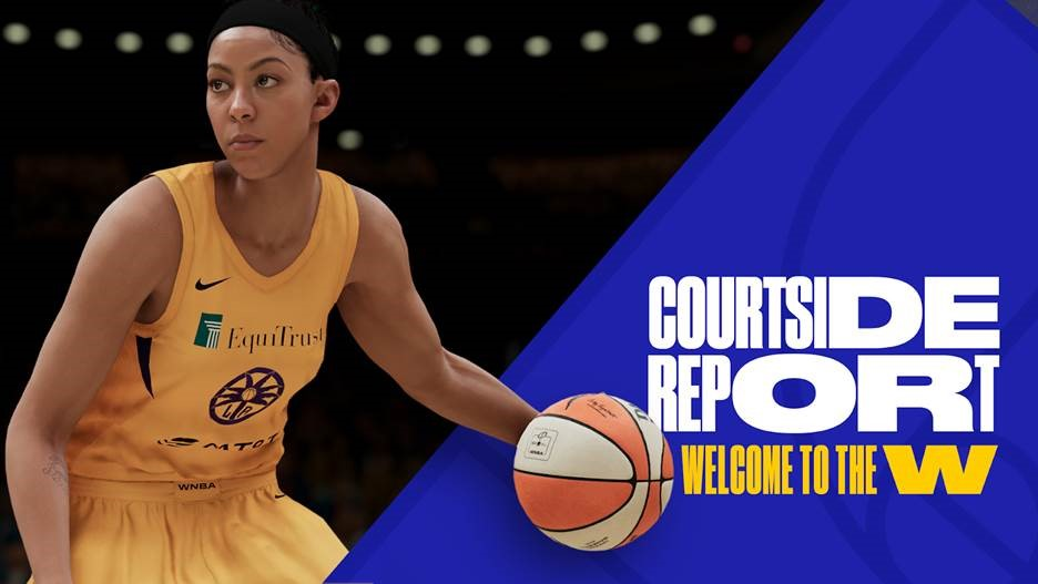 NBA 2K21 Adds MyPLAYER Women on PS5 - Highest-rated Breanna Stewart