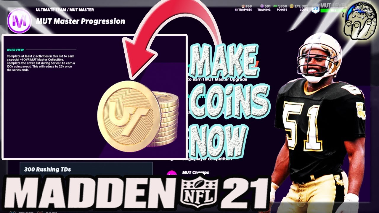 MUT Coins Trading Guide: How do Madden 21 Coins sniper and flip work?