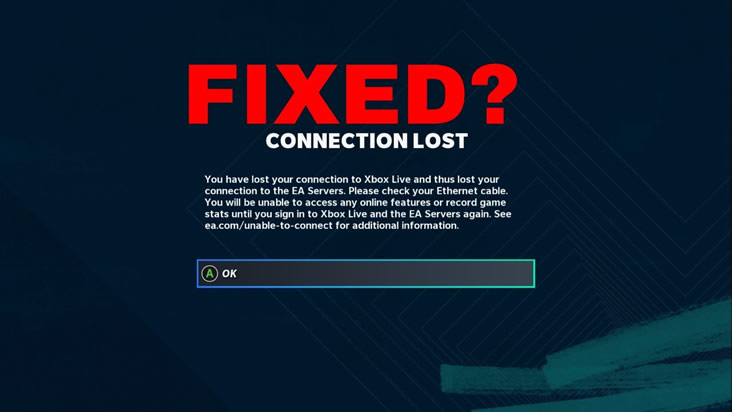 How to Fix the Madden 21 Sign-in Issue