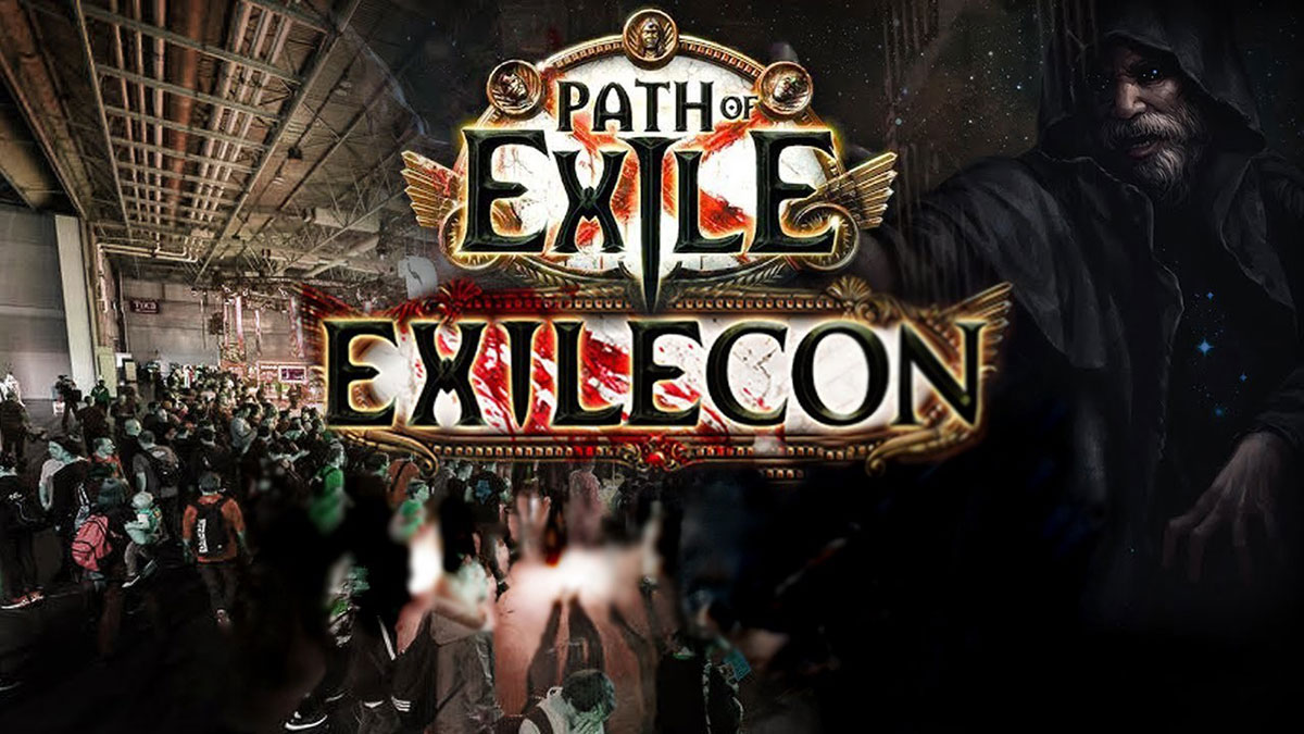 Participate in the final of the POE ExileCon competition
