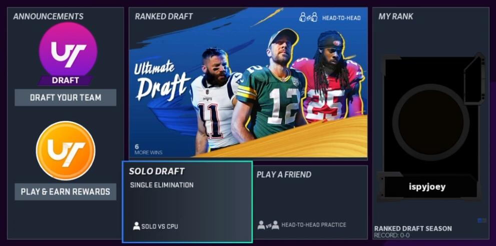 How to invite Madden 21 PS4 and Xbox Friends to the game?