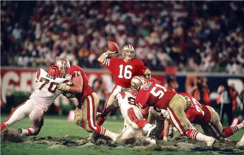 The greatest NFL photos of the history Part 1