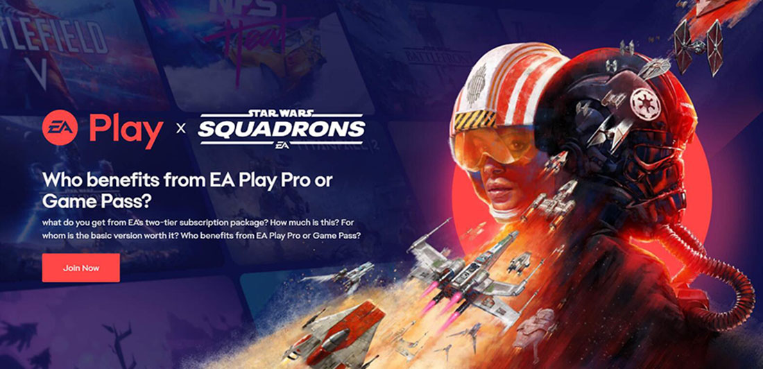 Who benefits from EA Play Pro or Game Pass?