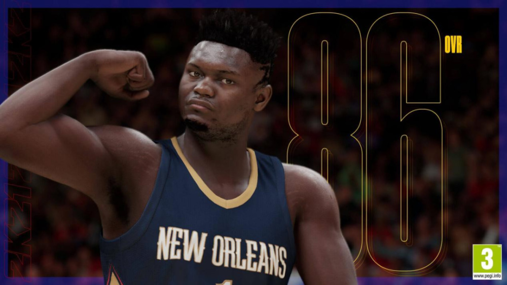 Top Five The rising next generation of young NBA 2K21 stars
