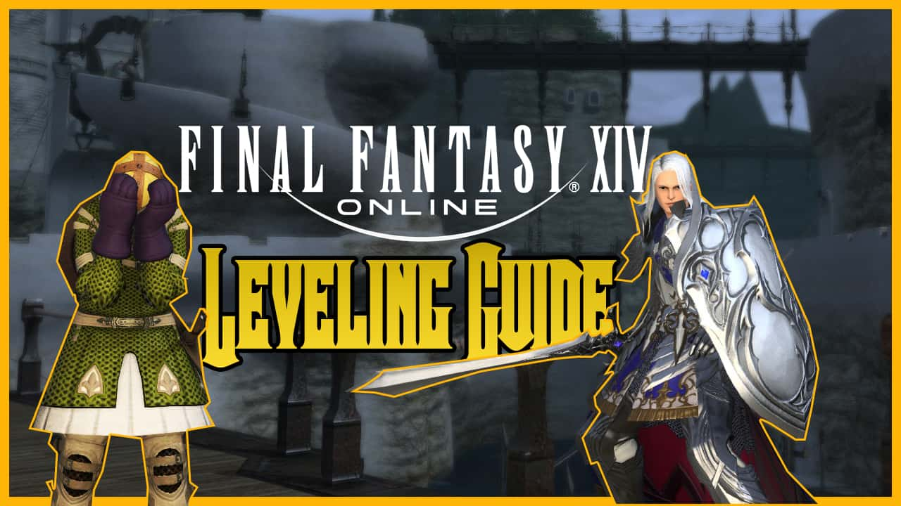 Best Ways to Level Up Quickly in Final Fantasy XIV Online