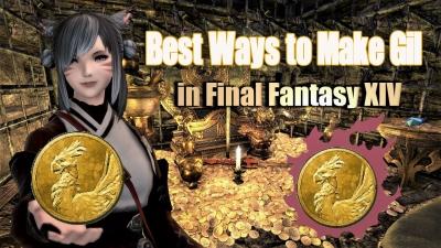 FFXIV: Best Ways to Make Gil