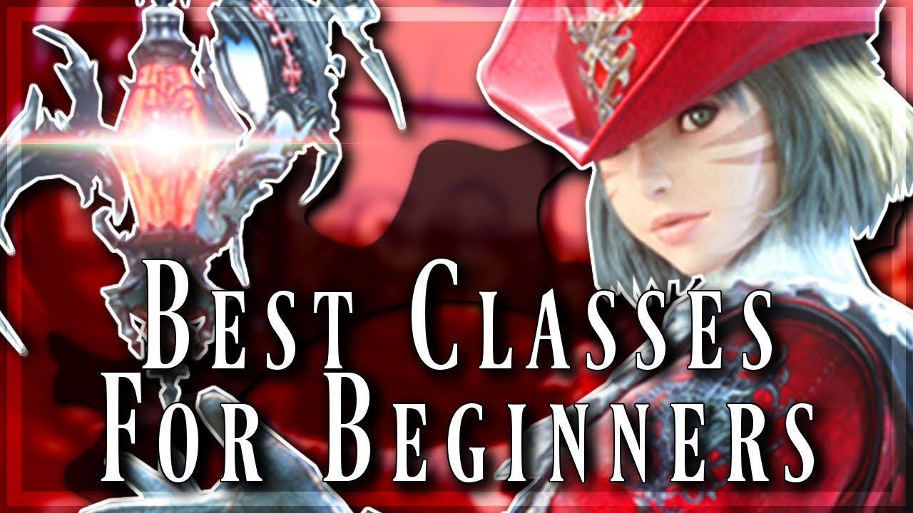 What Class Should You Pick in Final Fantasy XIV Online?
