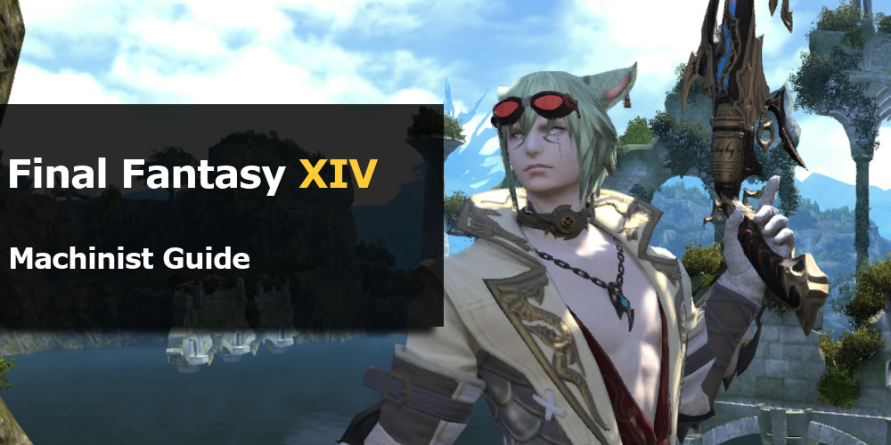 Final Fantasy XIV: How to Unlock and Play the Machinist Job?