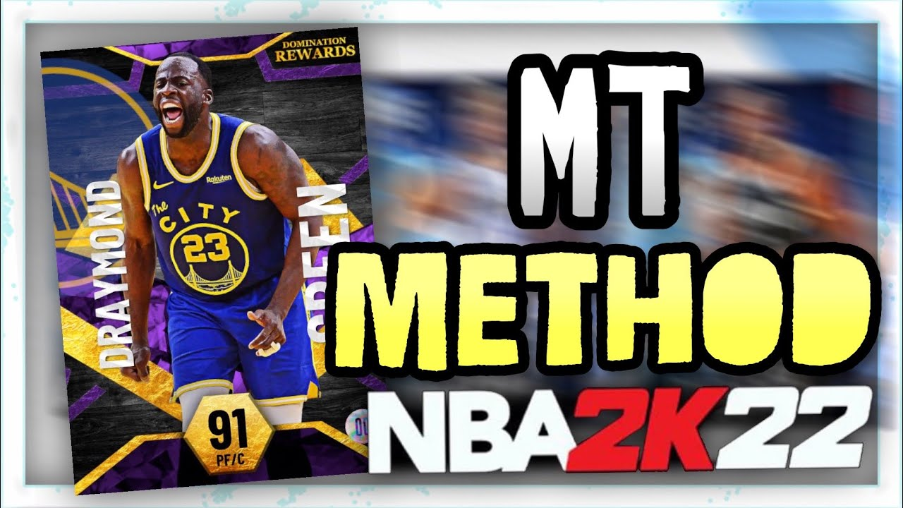 How to Earn NBA 2K22 MT quickly?