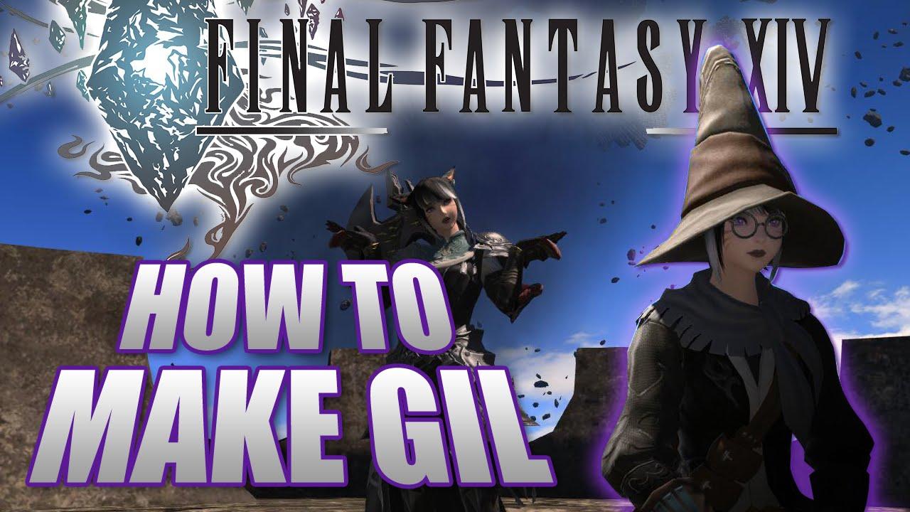 18 Tips to Farm Gil in Final Fantasy XIV