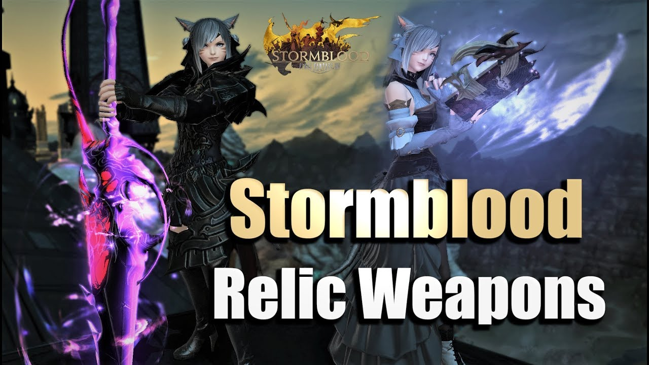 FFXIV: Fastest Way to Get Eurekan Relic Weapons