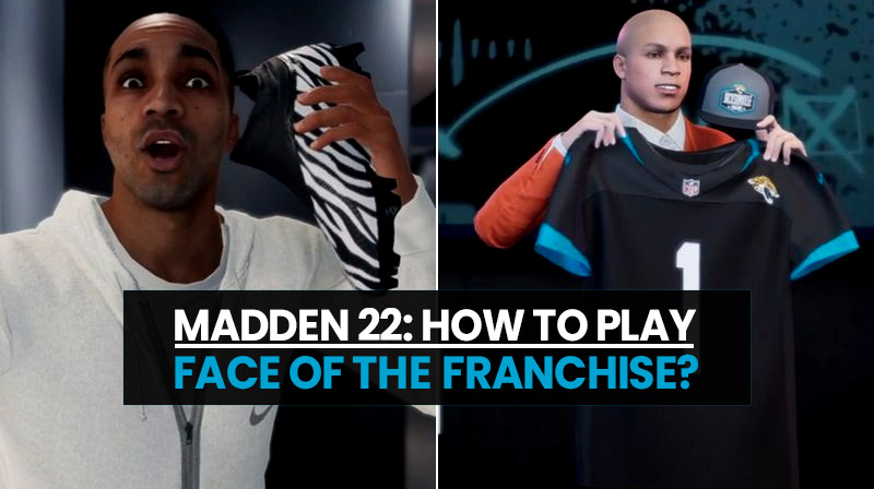 Madden 22: How to play Face Of The Franchise?