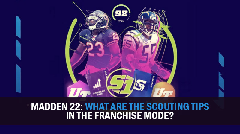 Madden 22: What are the scouting tips in the franchise mode?