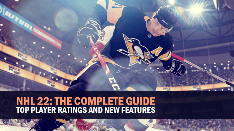 NHL 22: The complete guide to top player ratings and new features